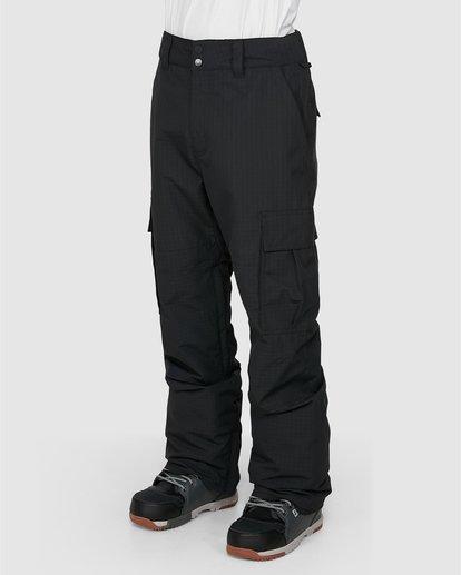 1 Transport Pants Black U6PM24S Billabong