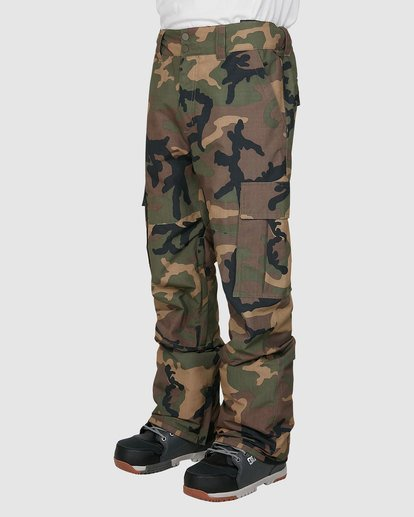 1 Transport Pants Camo U6PM24S Billabong