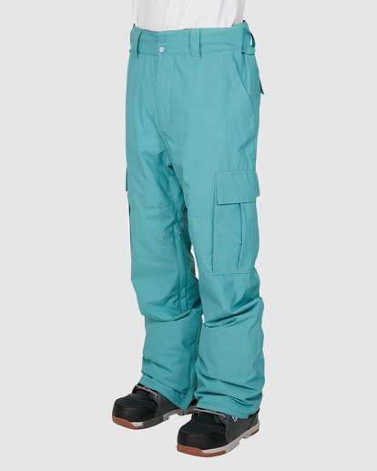 1 Transport Pants Blue U6PM24S Billabong