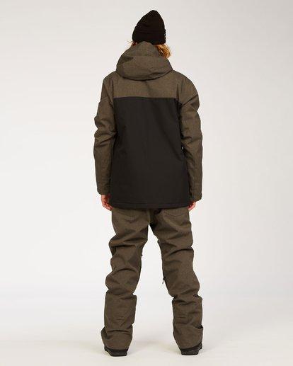 1 Outsider - Snow Pants for Men Grey U6PM25BIF0 Billabong