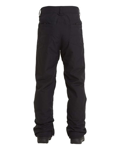8 Outsider Pants Black U6PM25S Billabong