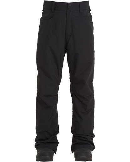 7 Outsider Pants Black U6PM25S Billabong
