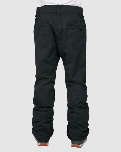 2 Outsider Pants Black U6PM25S Billabong