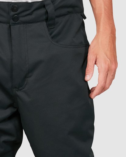 3 Outsider Pants Black U6PM25S Billabong