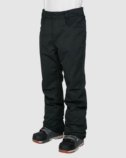 1 Outsider Pants Black U6PM25S Billabong