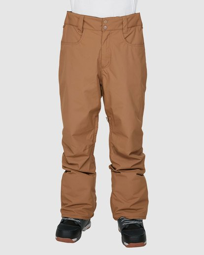 0 Outsider Pants Brown U6PM25S Billabong