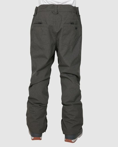 2 Outsider Pants Grey U6PM25S Billabong
