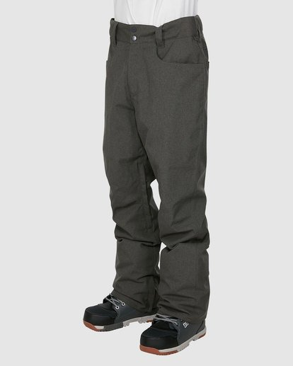 1 Outsider Pants Grey U6PM25S Billabong
