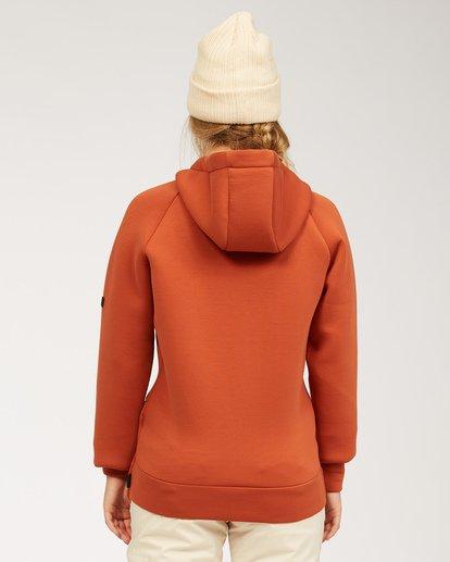 2 Adventure Division Collection Freezing Fog - Camiseta interior para Mujer  U6SF24BIF0 Billabong