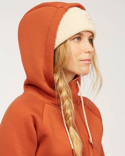 6 Adventure Division Collection Freezing Fog - Camiseta interior para Mujer  U6SF24BIF0 Billabong