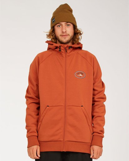0 Downhill - Base-Layer-Top für Männer  U6SM25BIF0 Billabong