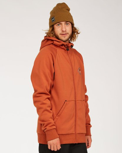 3 Downhill - Base-Layer-Top für Männer  U6SM25BIF0 Billabong