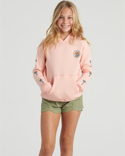 0 Catch A Wave - Hoodie for Girls  U8HO02BIF0 Billabong
