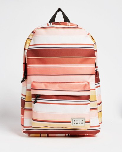 0 Next Time - Backpack for Women Brown U9BP02BIF0 Billabong