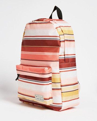 2 Next Time - Backpack for Women Brown U9BP02BIF0 Billabong