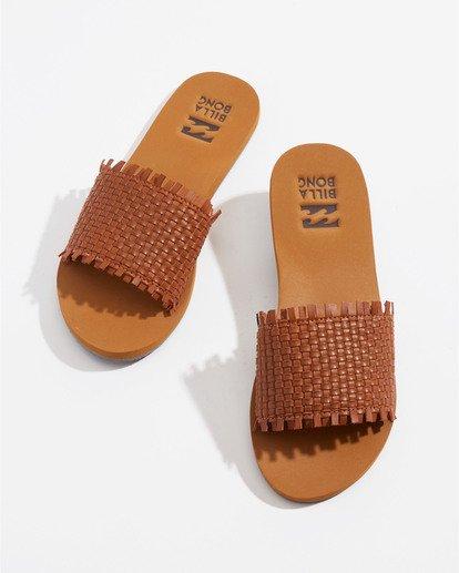 0 Salty Blonde Sunrise Breeze - Zapatos para Mujer Beige U9FF01BIF0 Billabong