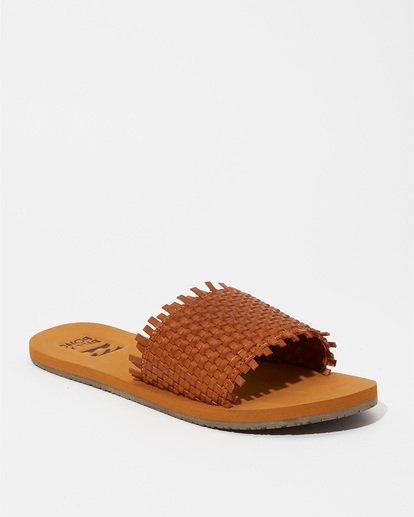 2 Salty Blonde Sunrise Breeze - Zapatos para Mujer Beige U9FF01BIF0 Billabong