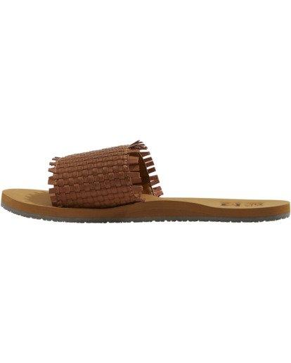 1 Salty Blonde Sunrise Breeze - Zapatos para Mujer Beige U9FF01BIF0 Billabong