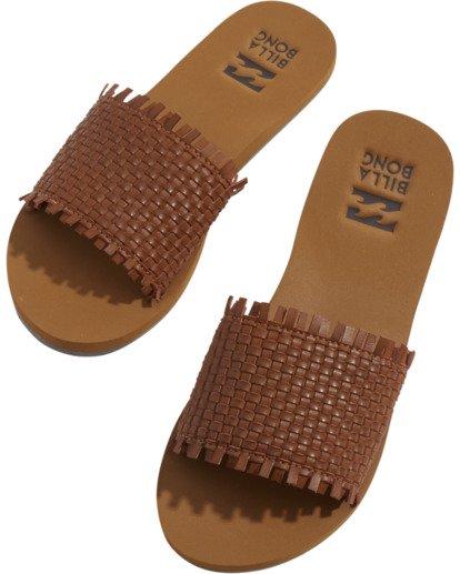 5 Salty Blonde Sunrise Breeze - Zapatos para Mujer Beige U9FF01BIF0 Billabong