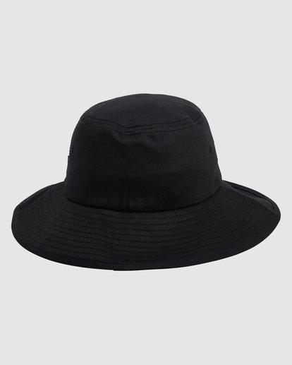 2 Jah Wide Brim Hat Black UBJHA00124 Billabong