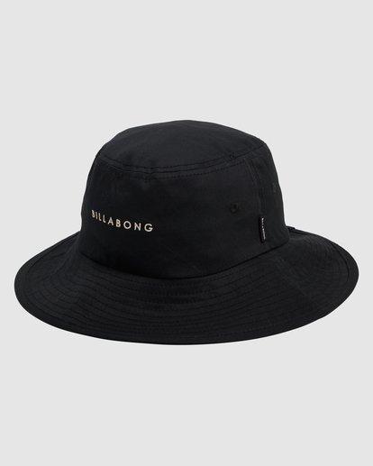 0 Jah Wide Brim Hat Black UBJHA00124 Billabong