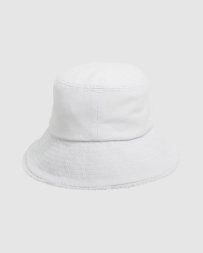 2 Beach Dream Bucket Hat White UBJHA00152 Billabong