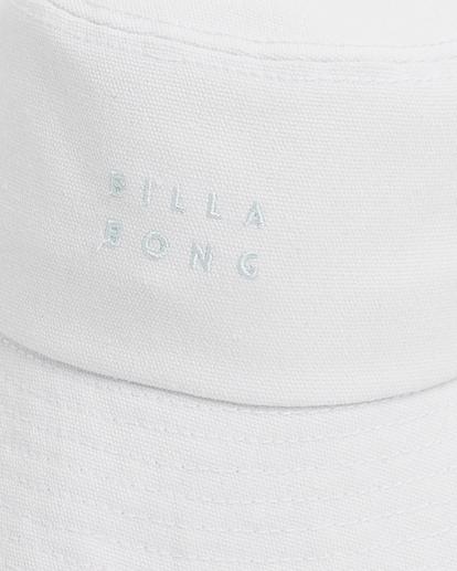 3 Beach Dream Bucket Hat White UBJHA00152 Billabong