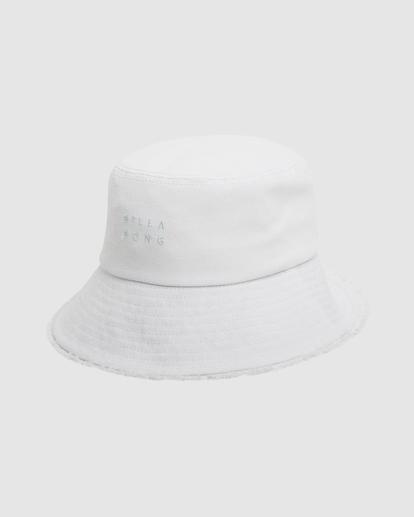 0 Beach Dream Bucket Hat White UBJHA00152 Billabong