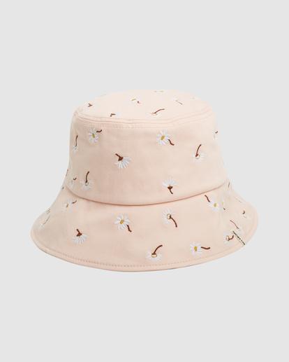 1 Feelin Peachy Bucket Hat Orange UBJHA00153 Billabong