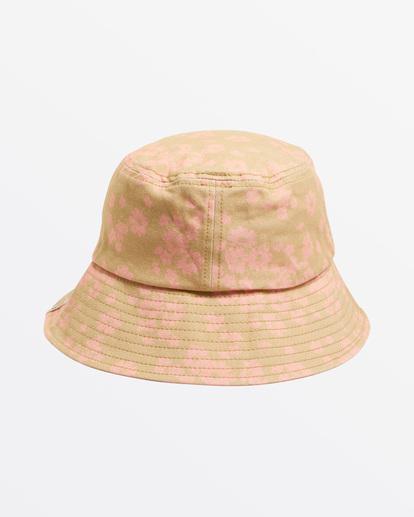 2 Babewave Bucket Hat Green UBJHA00158 Billabong