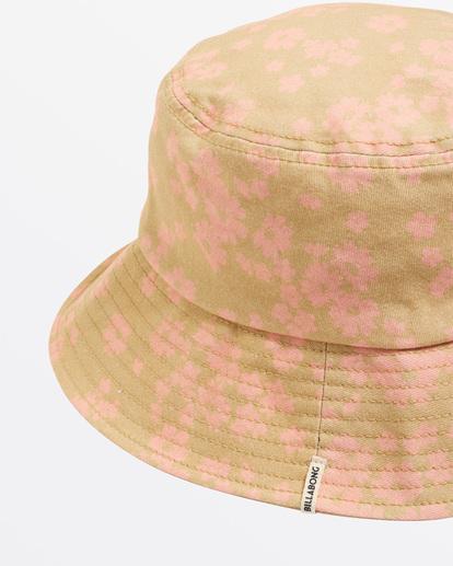 3 Babewave Bucket Hat Green UBJHA00158 Billabong
