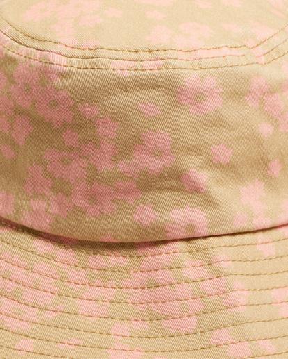 4 Babewave Bucket Hat Green UBJHA00158 Billabong