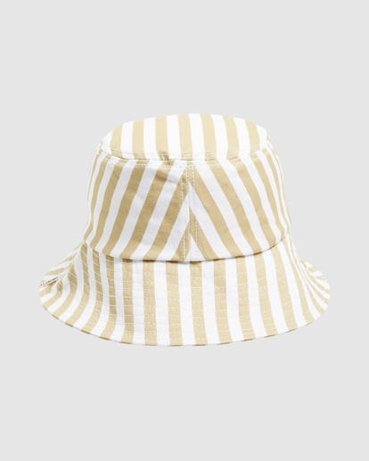 3 Babewave Bucket Hat White UBJHA00158 Billabong