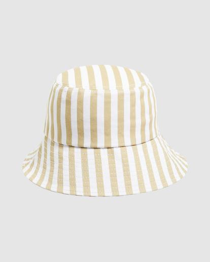 1 Babewave Bucket Hat White UBJHA00158 Billabong