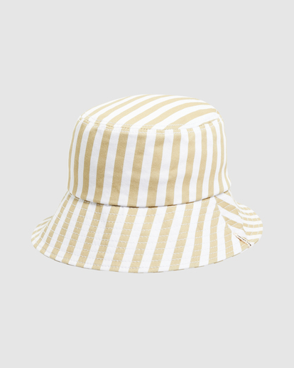 2 Babewave Bucket Hat White UBJHA00158 Billabong