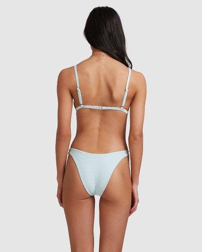 3 Tanlines Fixed Tri Bikini Top  UBJX300104 Billabong