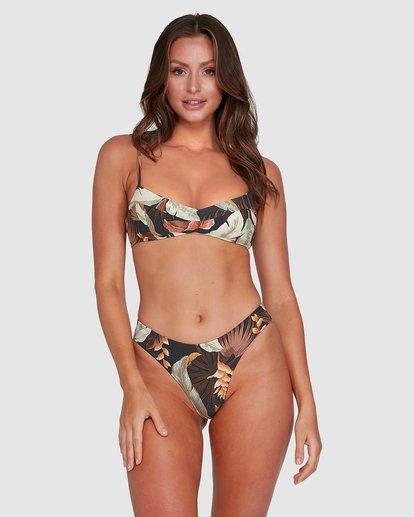 0 Tropicale Bondi Bikini Bottoms Black UBJX300115 Billabong