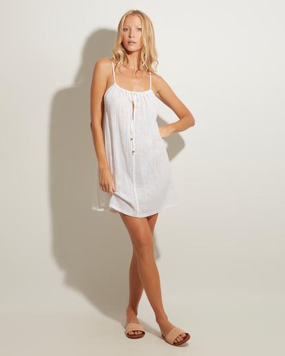 0 Sun Lovers Dress Cover Up White UBJX600102 Billabong