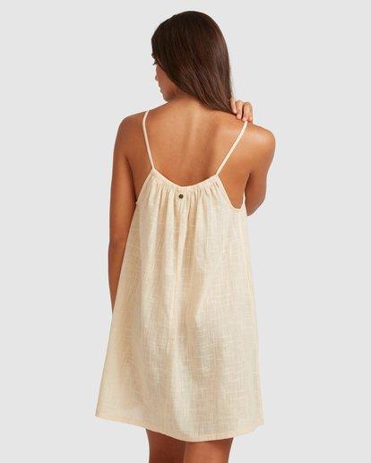 4 Sun Lovers Dress Cover Up Beige UBJX600102 Billabong