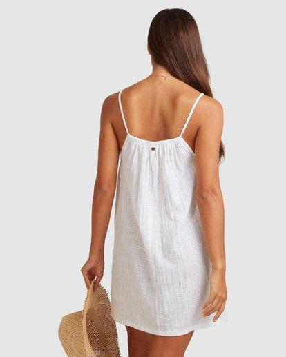 4 Sun Lovers Dress Cover Up White UBJX600102 Billabong