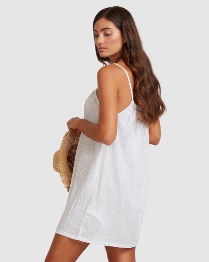 3 Sun Lovers Dress Cover Up White UBJX600102 Billabong