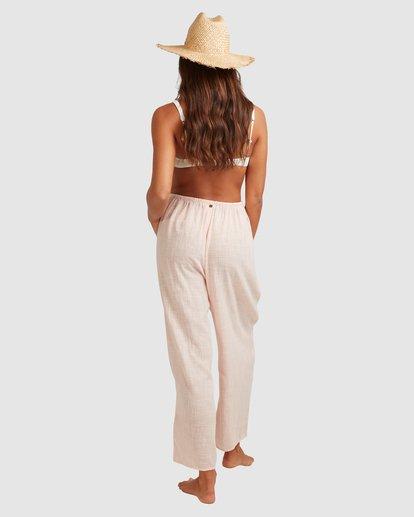 3 Sun Lovers Beachpant Cover Up Pink UBJX600105 Billabong