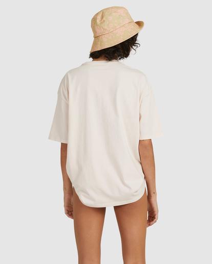 3 Tropical Treat T-Shirt Pink UBJZT00153 Billabong