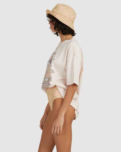 2 Tropical Treat T-Shirt Pink UBJZT00153 Billabong