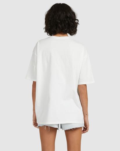 5 Tropical Treat T-Shirt White UBJZT00153 Billabong