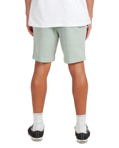 6 Larry Layback Cord Shorts Blue UBYWS00102 Billabong