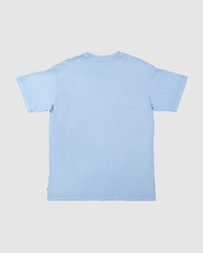 3 Souvenir Tee Blue UBYZT00222 Billabong