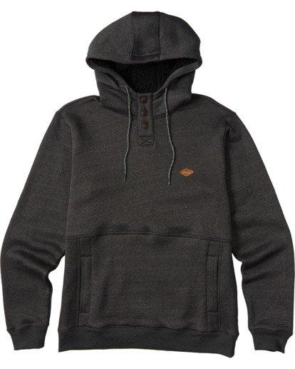 5 Hudson - Sweat à capuche pour Homme Noir V1FL02BIW0 Billabong