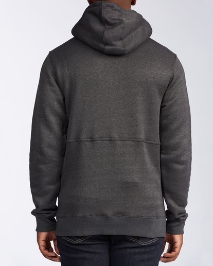1 Hudson - Sweat à capuche pour Homme Noir V1FL02BIW0 Billabong