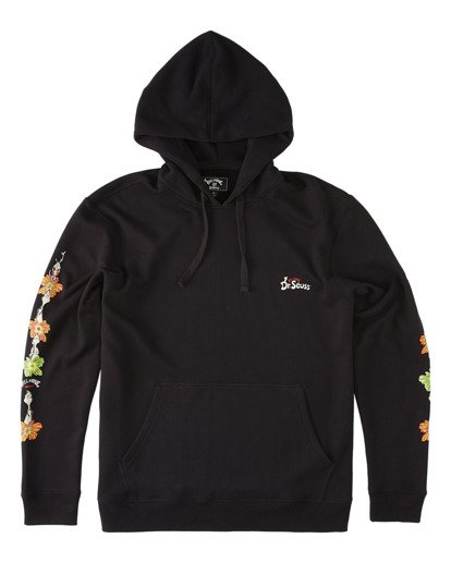 4 Lei Day - Hoodie for Men Negro V1FL20BIW0 Billabong